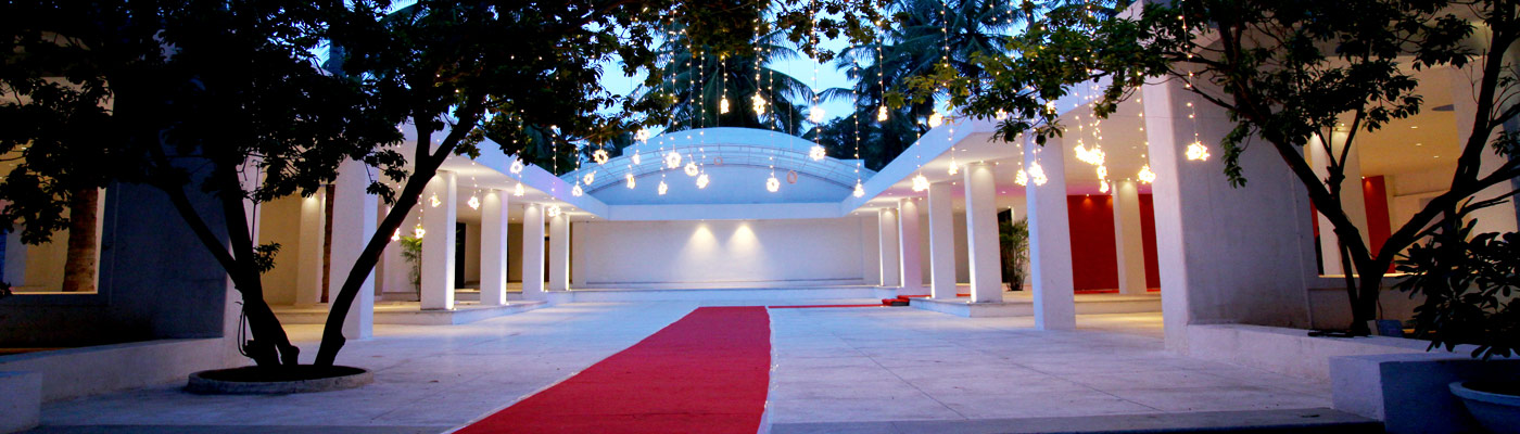 Outdoor Wedding Venues In Bangalore Reception Halls In Bangalore