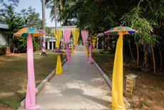 Outdoor Wedding Venues in Bangalore